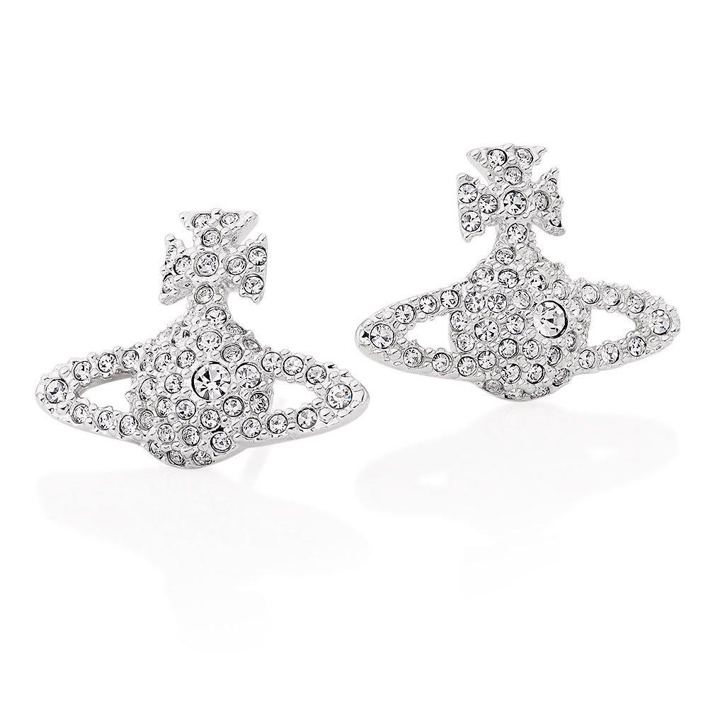 Vivienne Westwood Grace Crystal Earrings