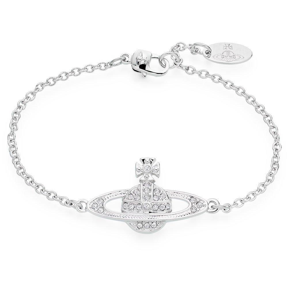 Vivienne Westwood Orb Crystal Bracelet