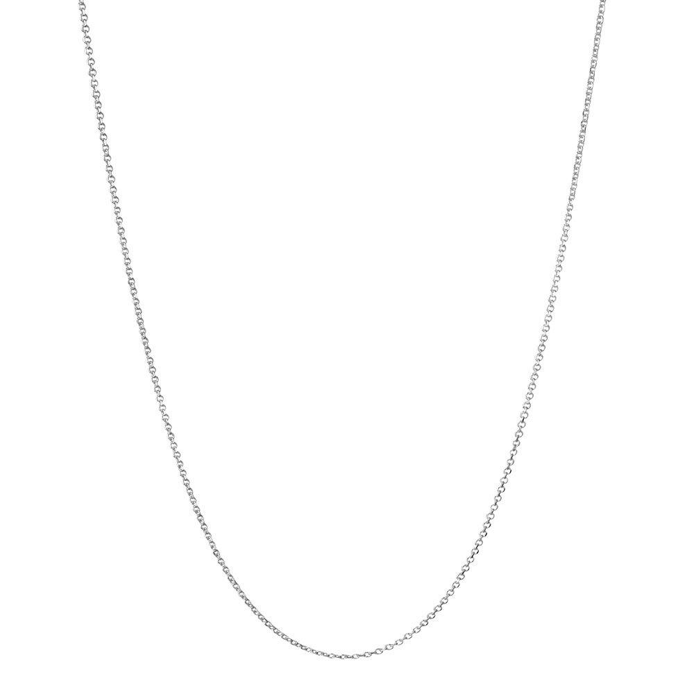 Links of London Essential Silver 45cm Cable Chain