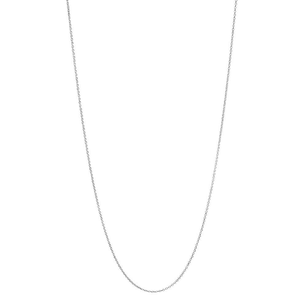 Links of London Essentials Silver 60cm Cable Chain