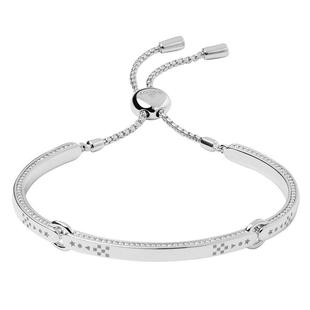Links of London Ascot Narrative Silver Bracelet