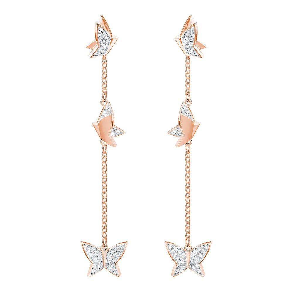 Swarovski Lilia Crystal Drop Earrings