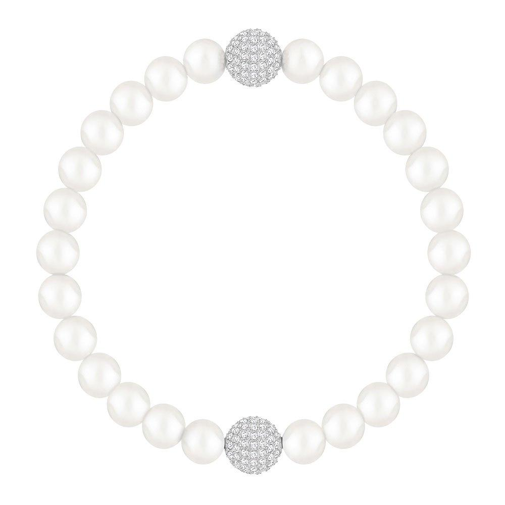 Swarovski Remix Crystal and Crystal Pearl Bracelet