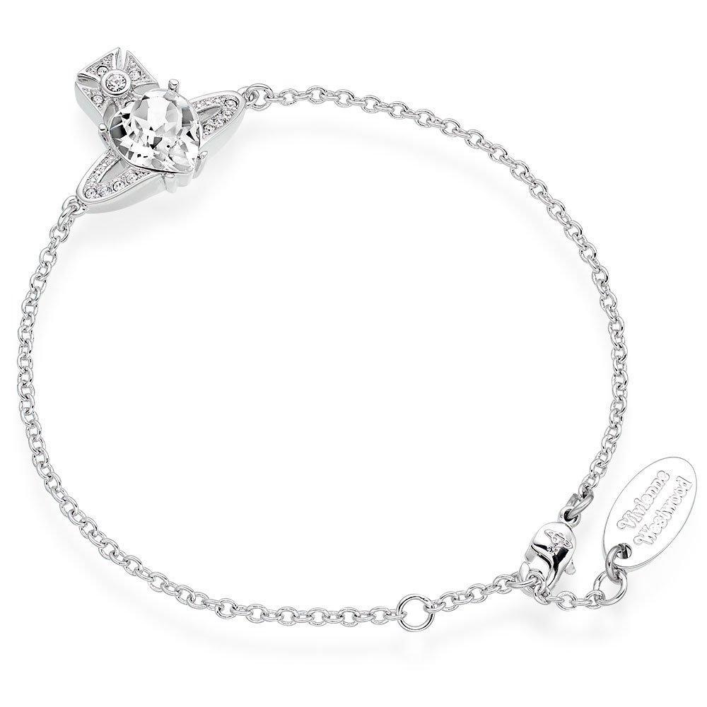Vivienne Westwood Ariella Crystal Orb Bracelet