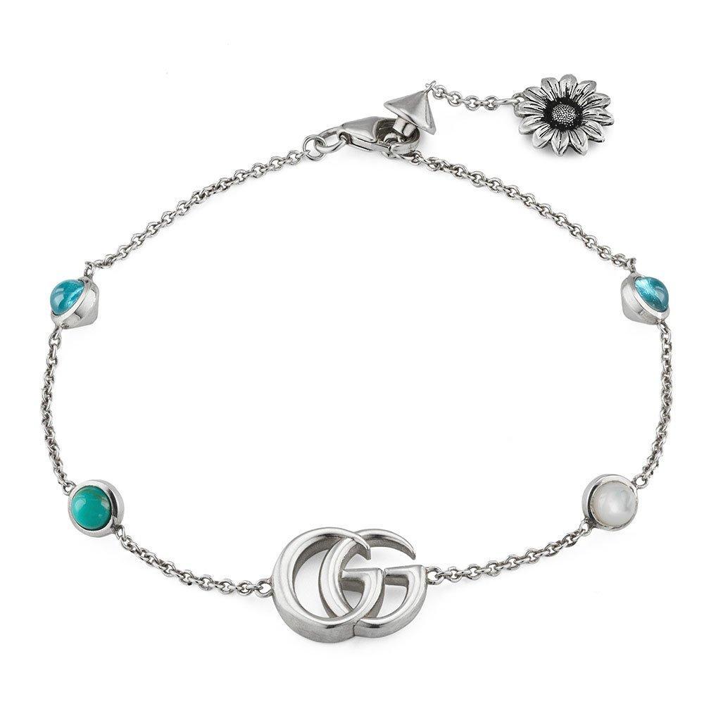 Gucci Marmont Silver Bracelet