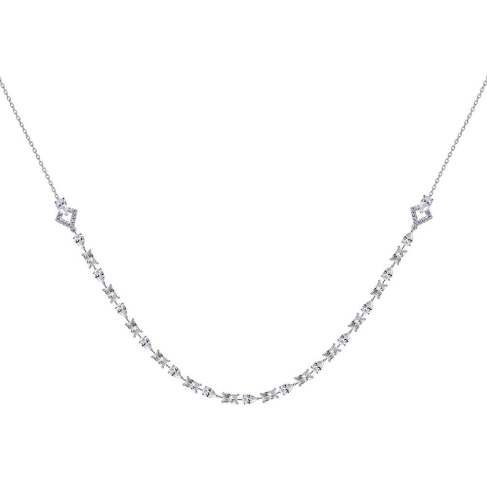 CARAT Madison Silver Necklace