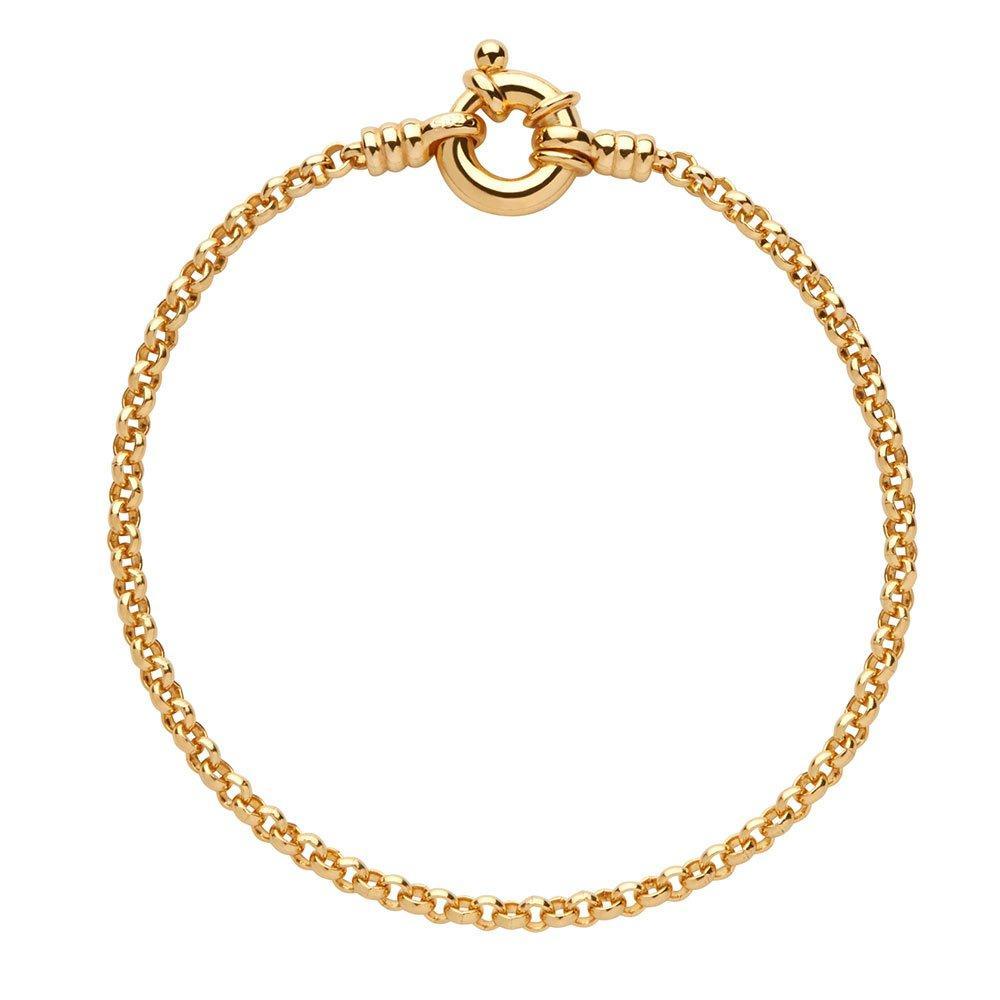 Links of London Belcher Gold Plated Bracelet