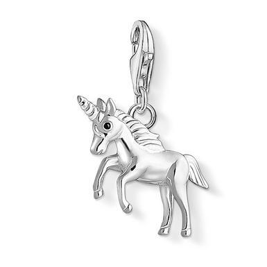 Thomas Sabo Generation Charm Club 3D Unicorn Charm