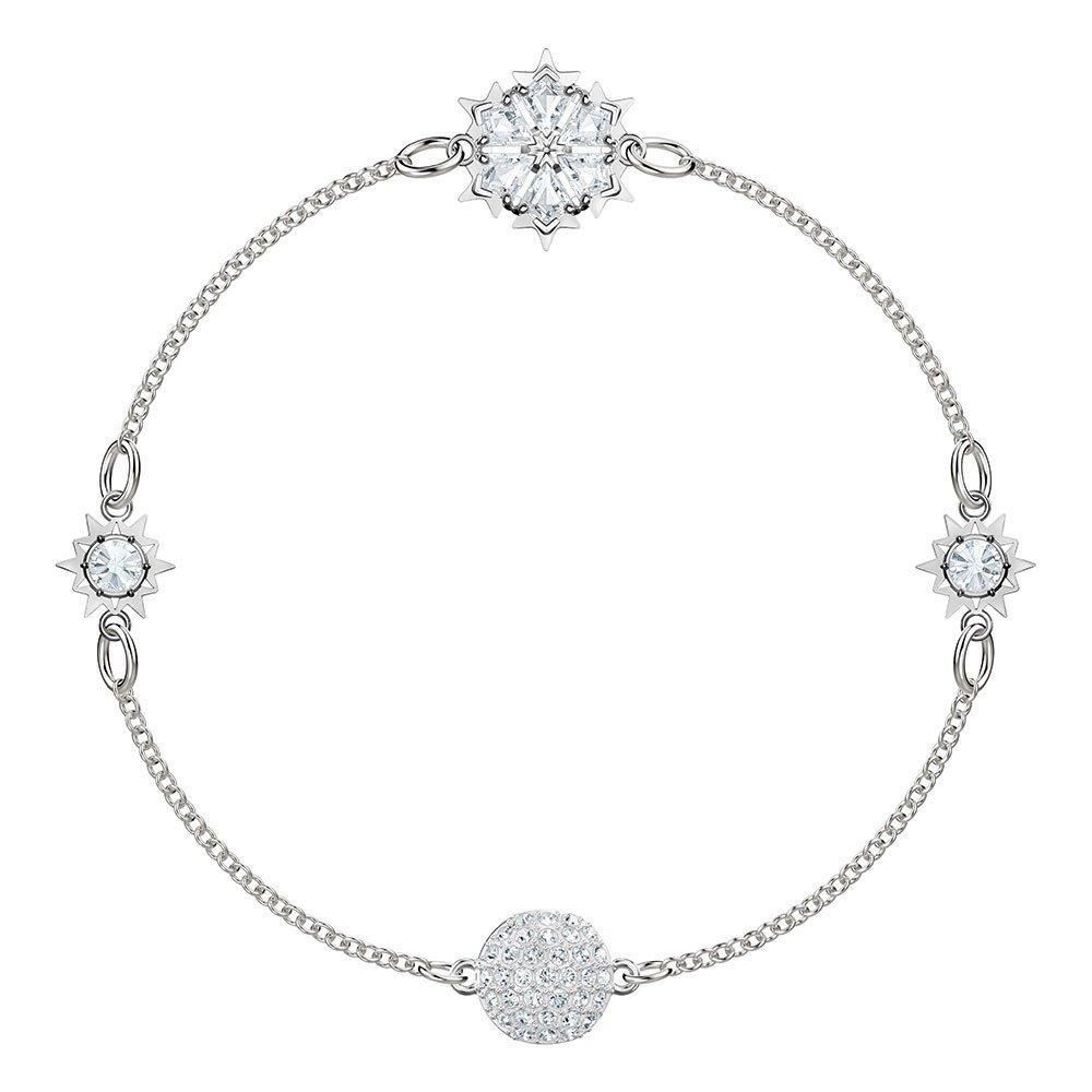 Swarovski Snowflake Crystal Bracelet
