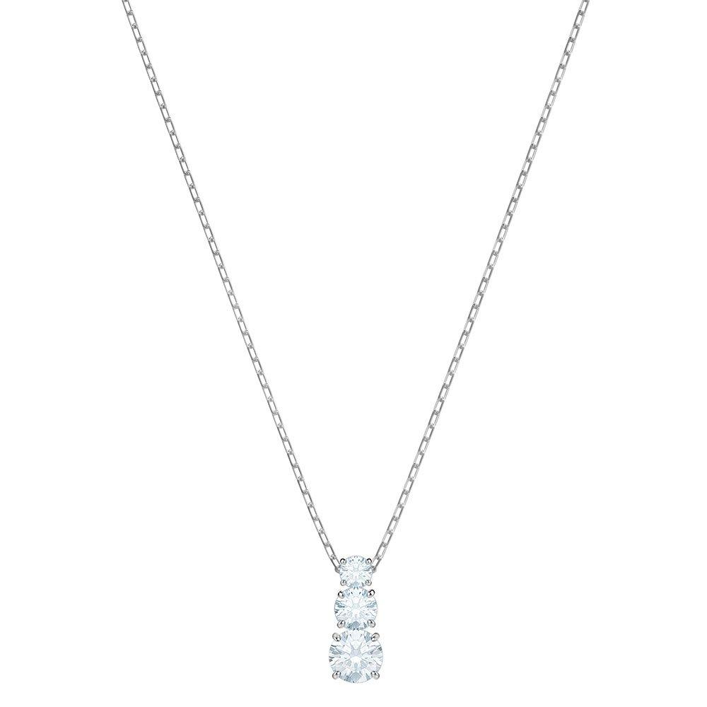 Swarovski Attract Trilogy Crystal Pendant
