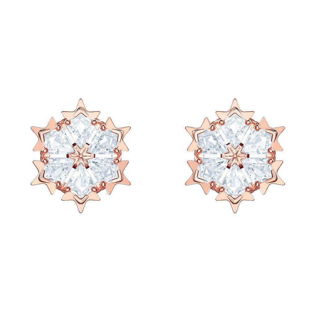 Swarovski Magic Rose Gold Plated Crystal Earrings