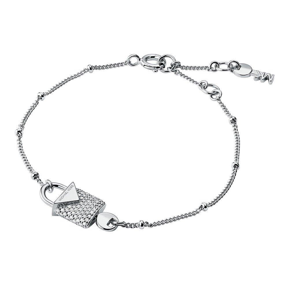Michael Kors Kors Colour Silver Cubic Zirconia Bracelet