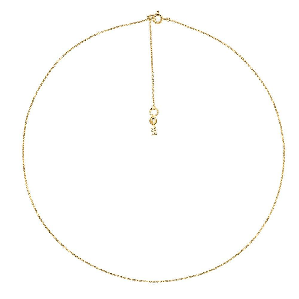Michael Kors Custom Kors 14ct Gold Plated Silver Chain