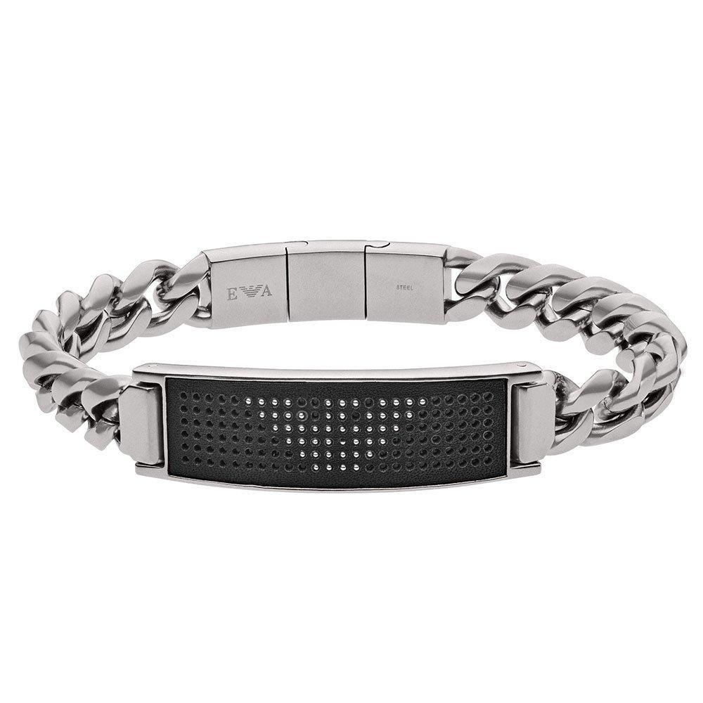 Emporio Armani Logo Men's Bracelet