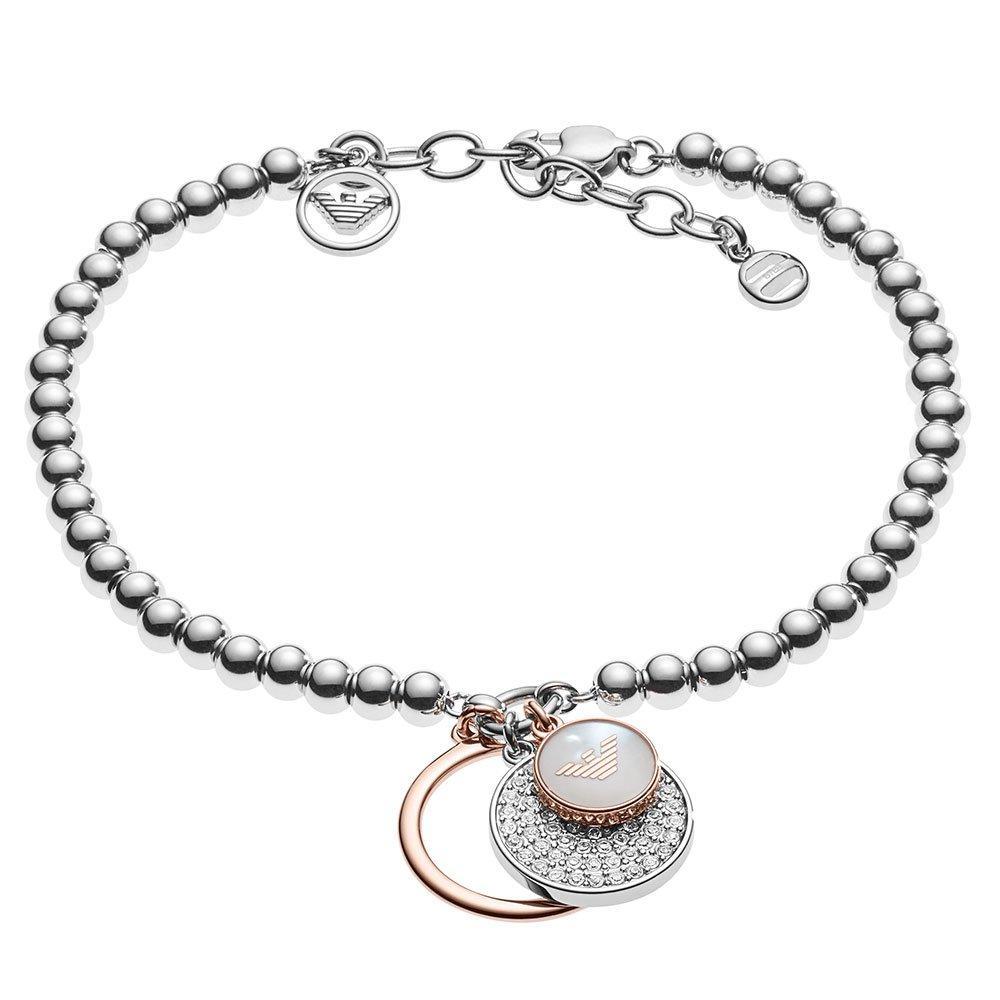 Emporio Armani Ball Chain Bracelet