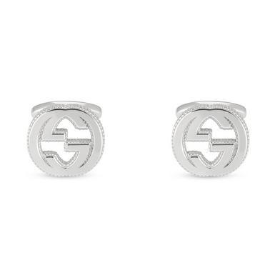 Gucci Silver Cufflinks