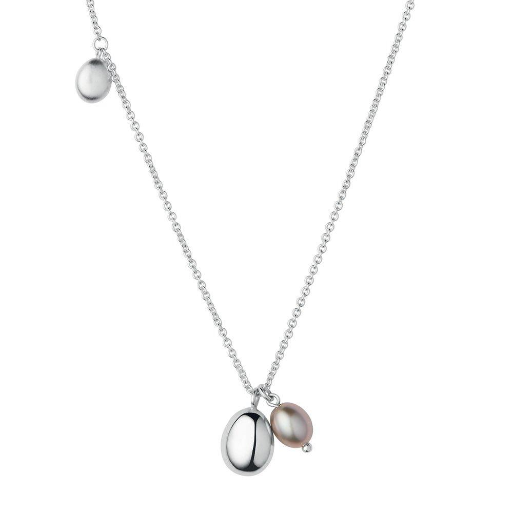 Links of London Hope Silver Freshwater Cultured Pearl Necklace