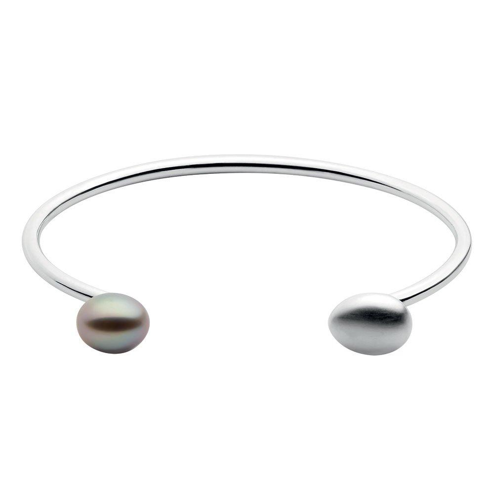 Links of London Silver Hope Freshwater Pearl Bangle