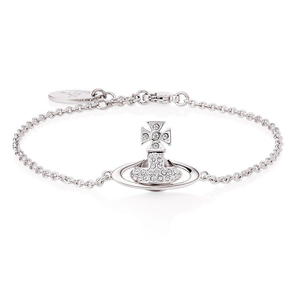 Vivienne Westwood Sorada Cubic Zirconia Bracelet