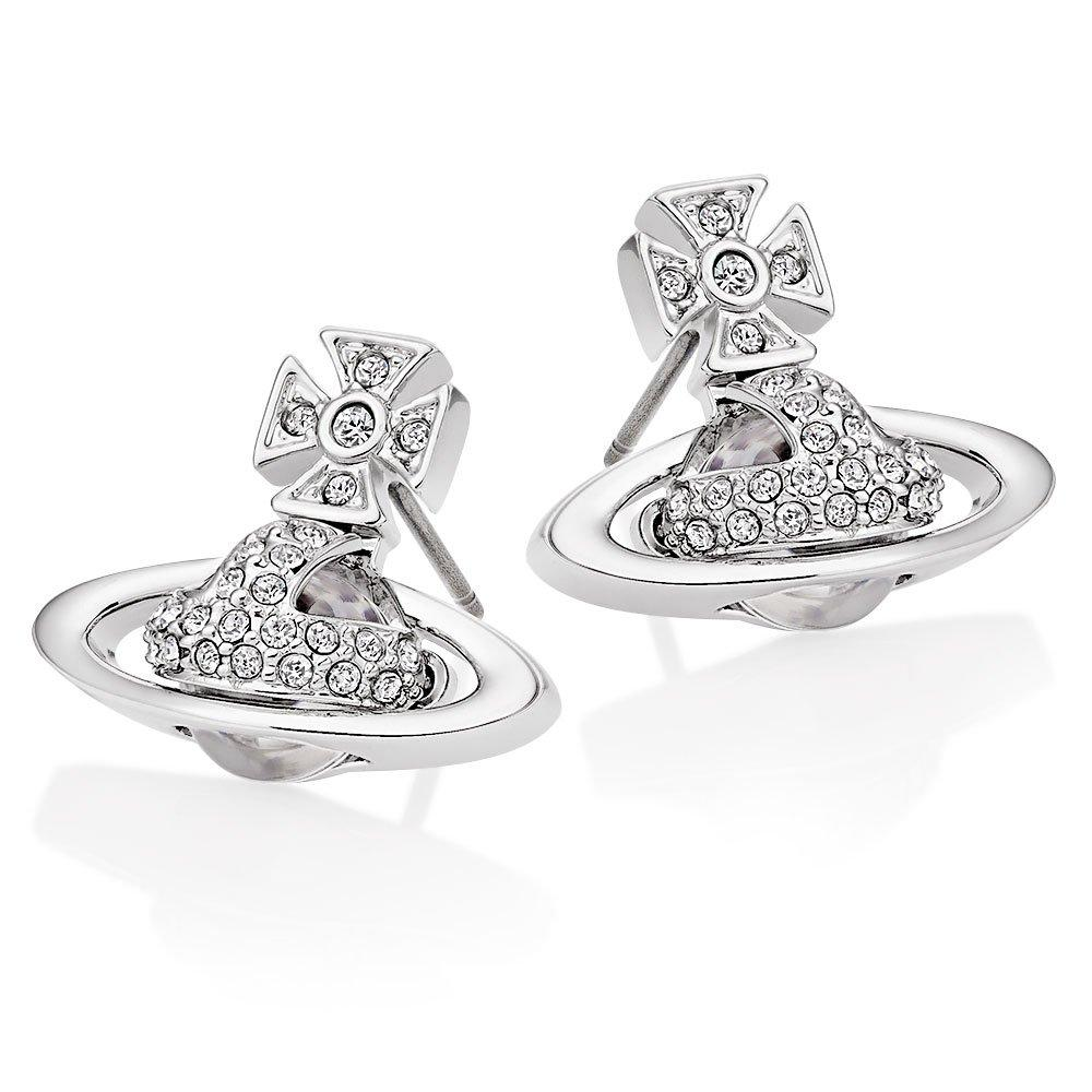 Vivienne Westwood Sorada Cubic Zirconia Ladies Earrings