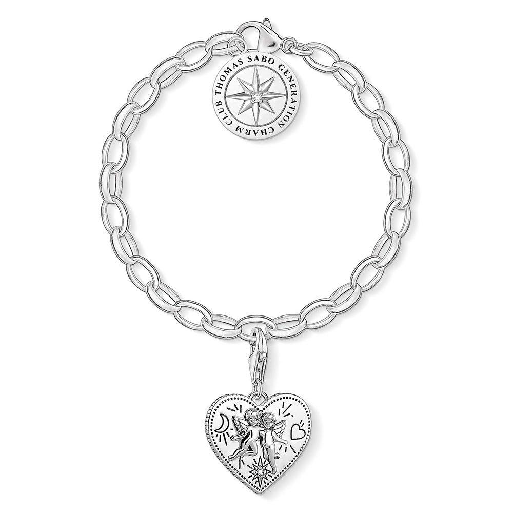 Thomas Sabo Generation Charm Club Silver Star Bracelet