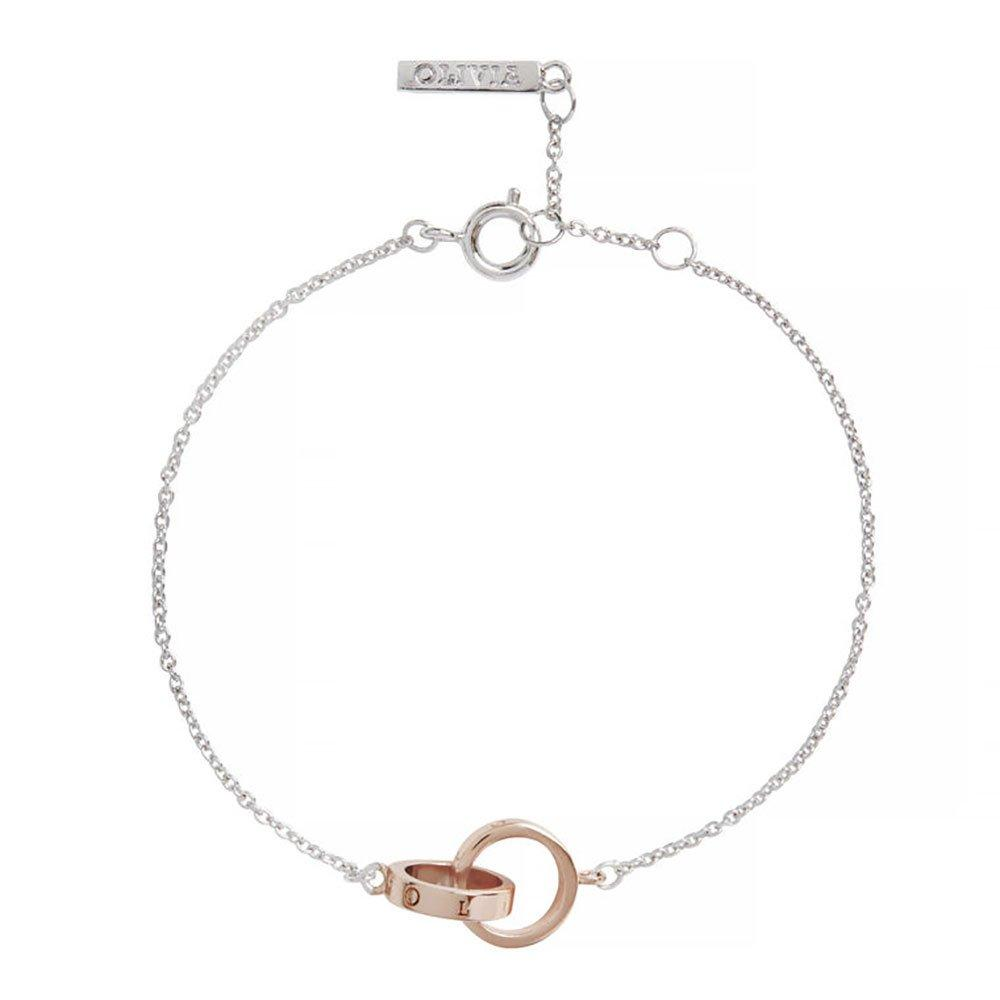 Olivia Burton Two Colour Classic Bracelet