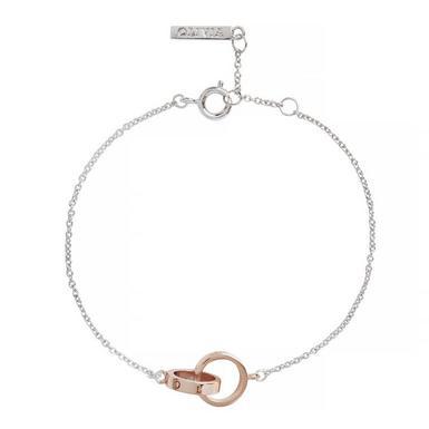Olivia Burton Two Colour Classic Bracelet