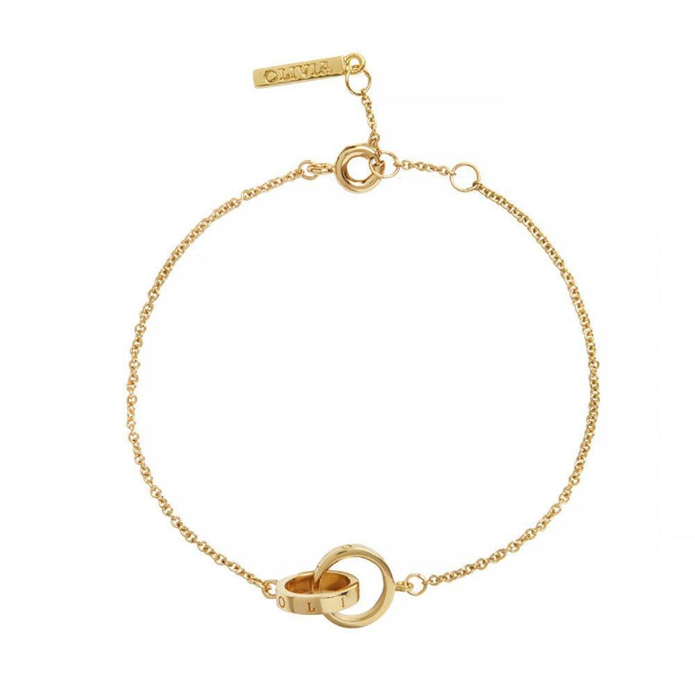 Olivia Burton Classic Gold Tone Bracelet