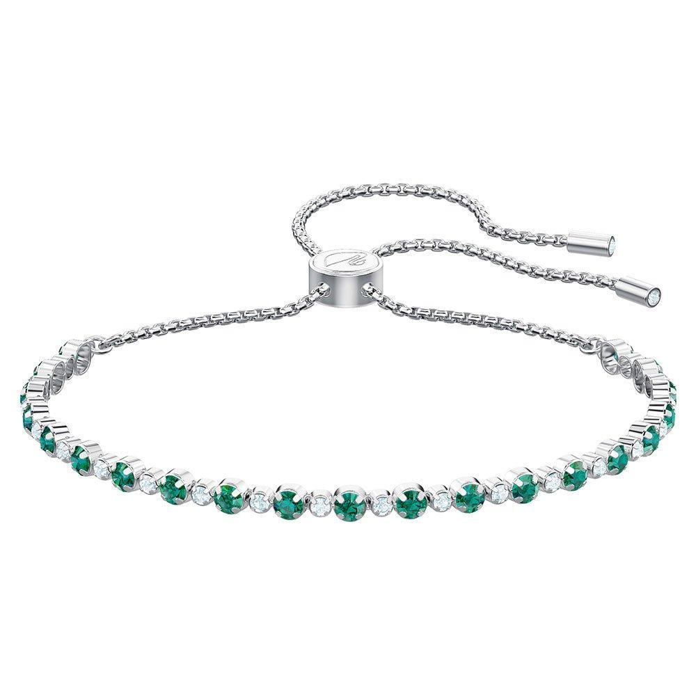 Swarovski Subtle Green Crystal Bracelet