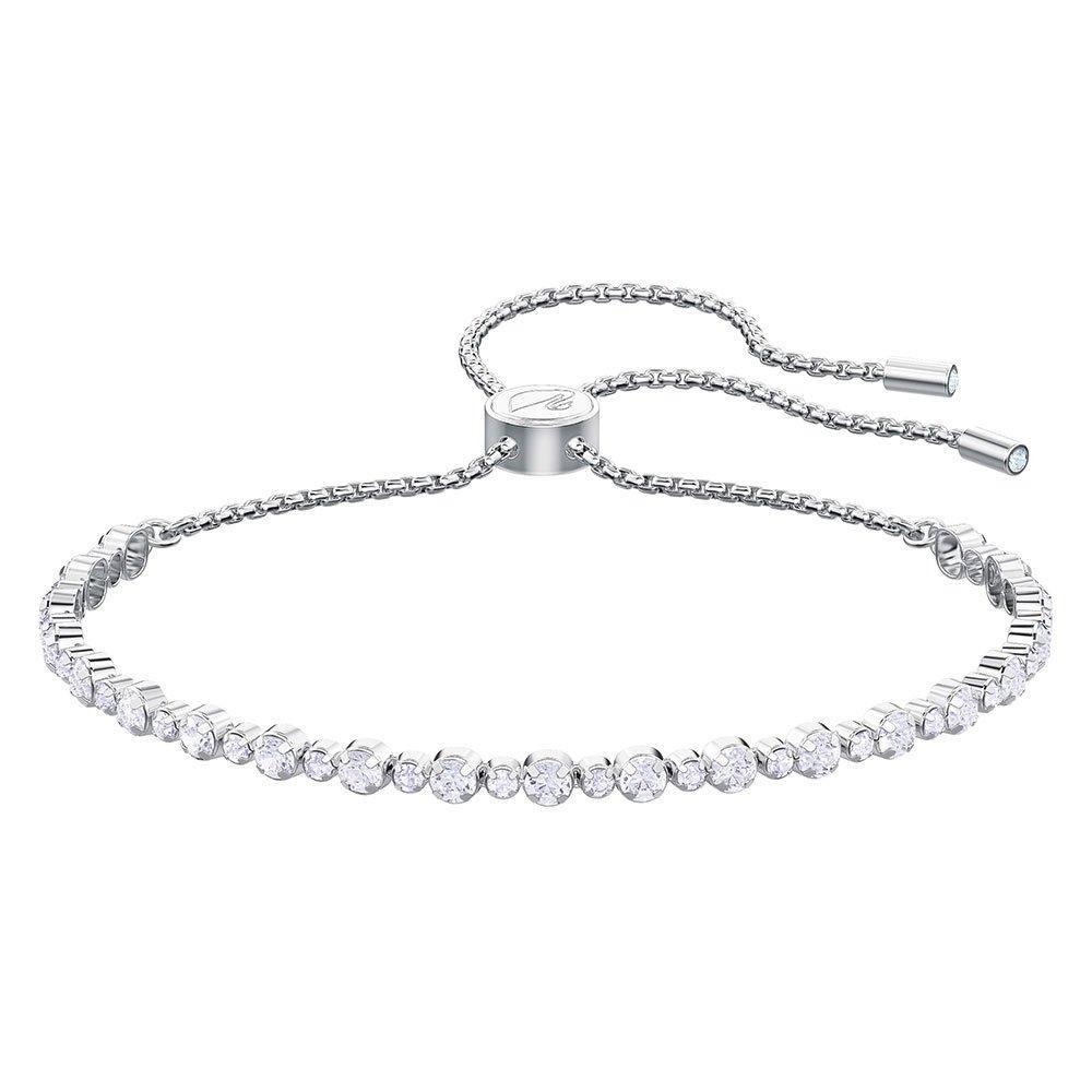 Swarovski Subtle White Crystal Bracelet