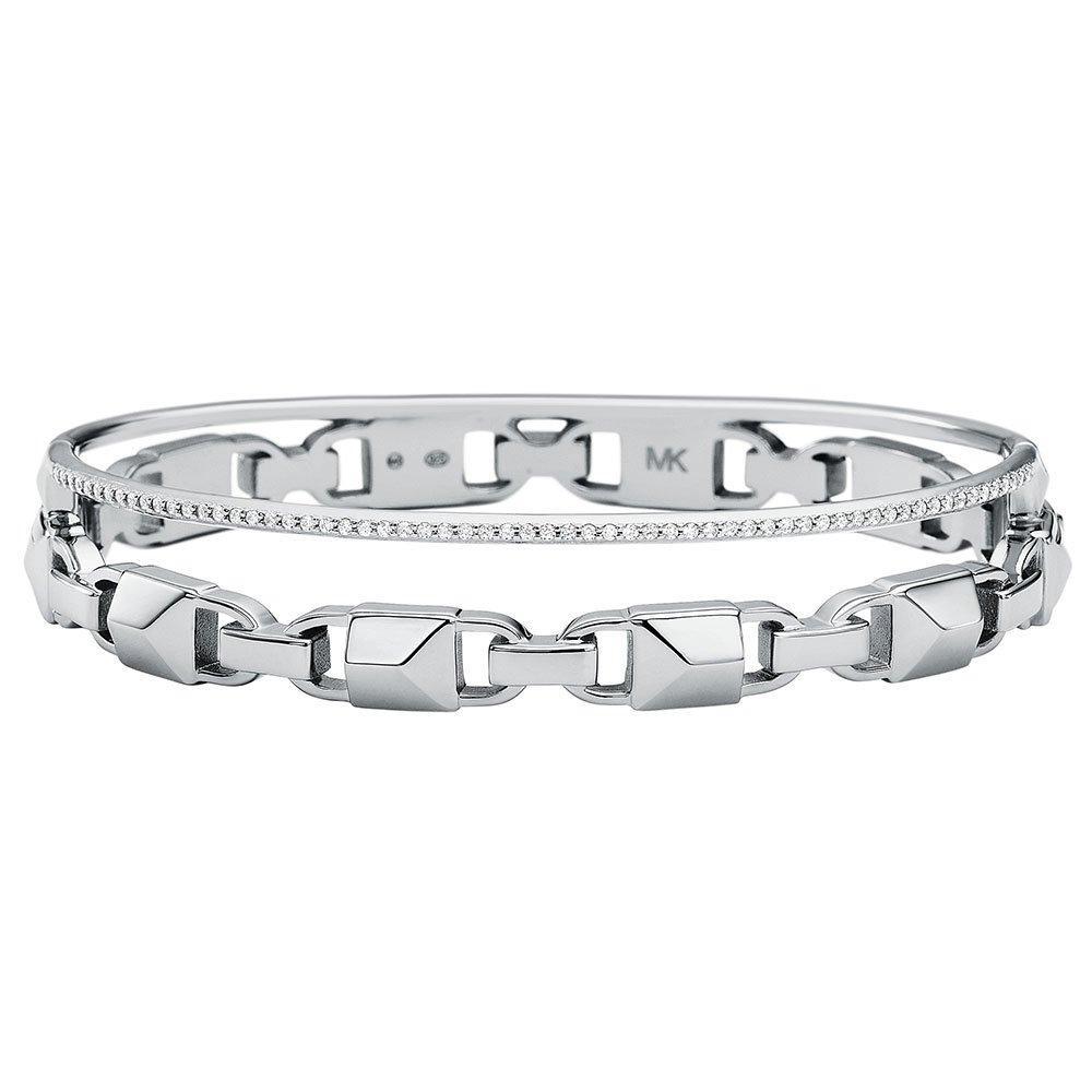 Michael Kors Mercer Link Silver Bracelet
