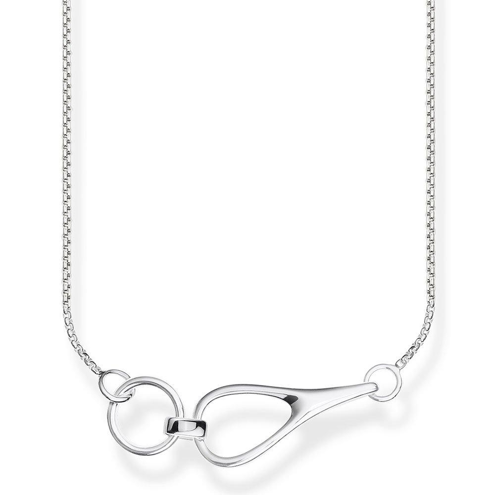 Thomas Sabo Silver Heritage Necklace