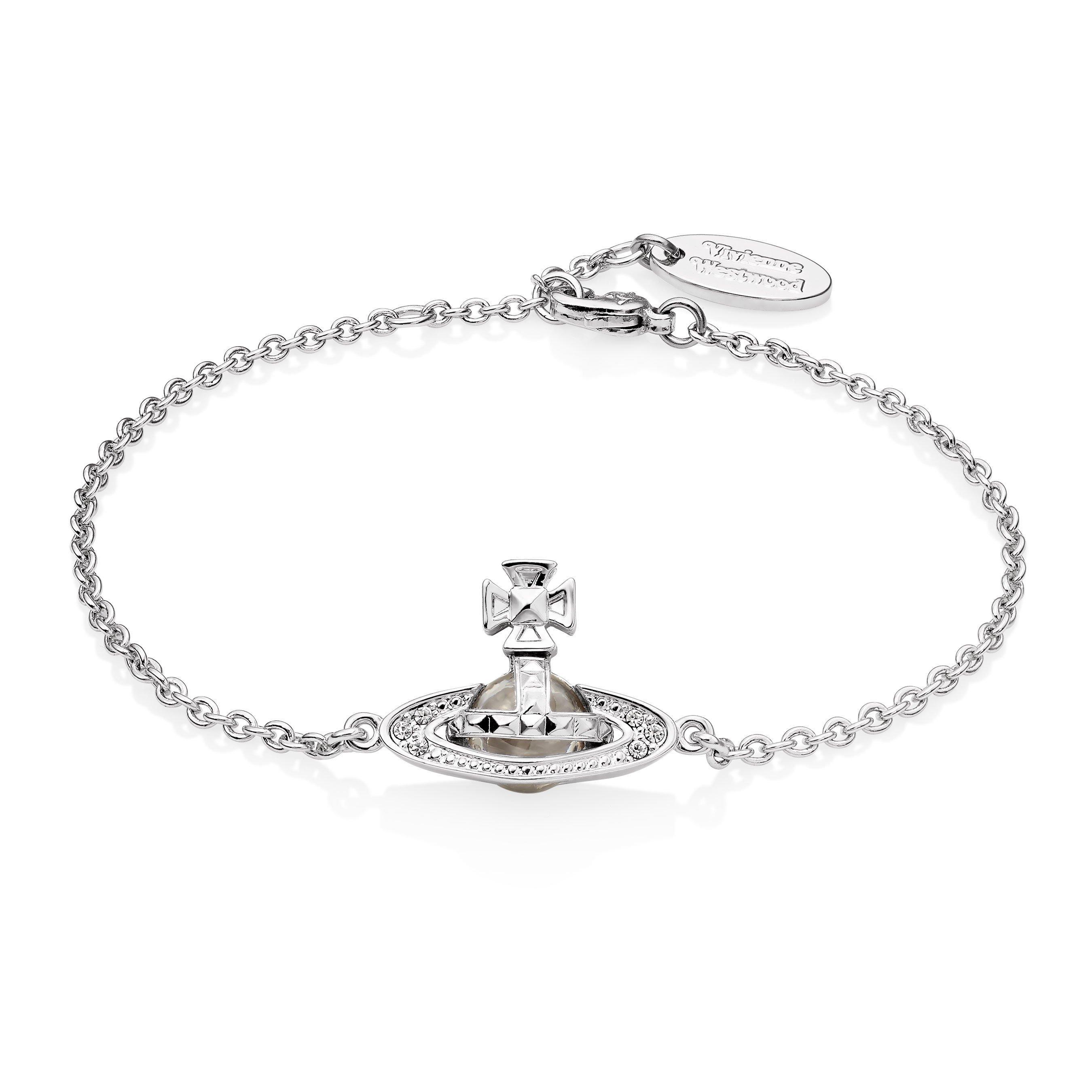 Vivienne Westwood Pina Bas Relief Orb Bracelet