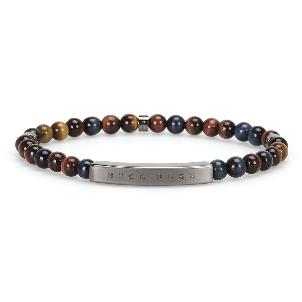 BOSS Tiger Eye Men's Bracelet