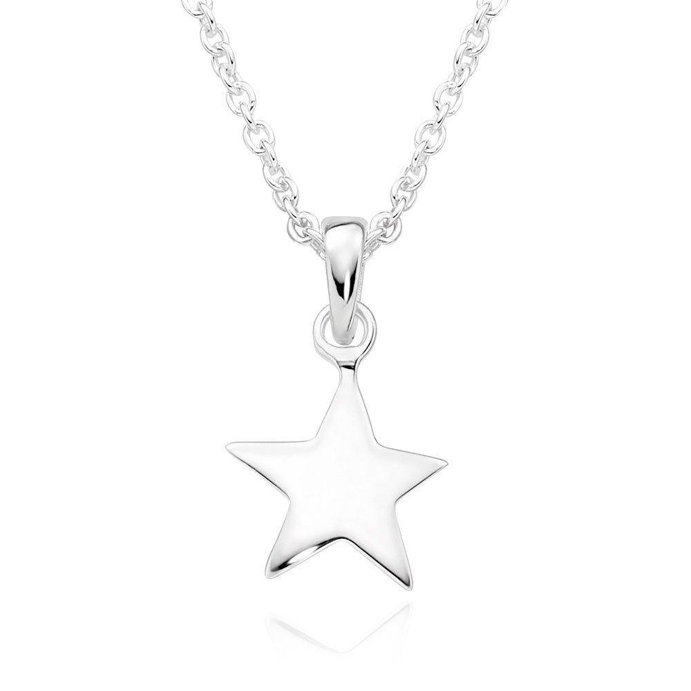 Silver Star Pendant