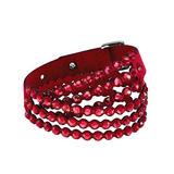 Swarovski Impulse Scarlet Crystal Bracelet