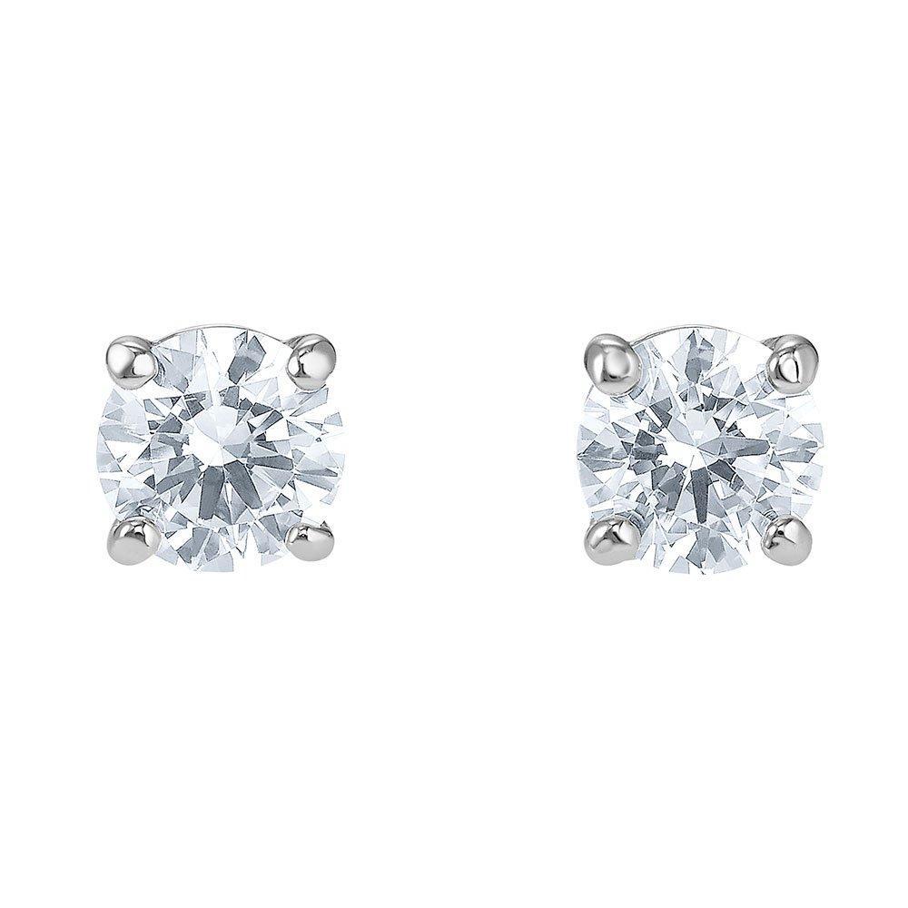 Swarovski Crystal Attract Stud Earrings