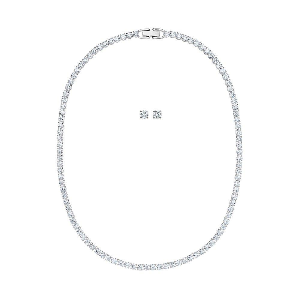 Swarovski Crystal Tennis Deluxe Set