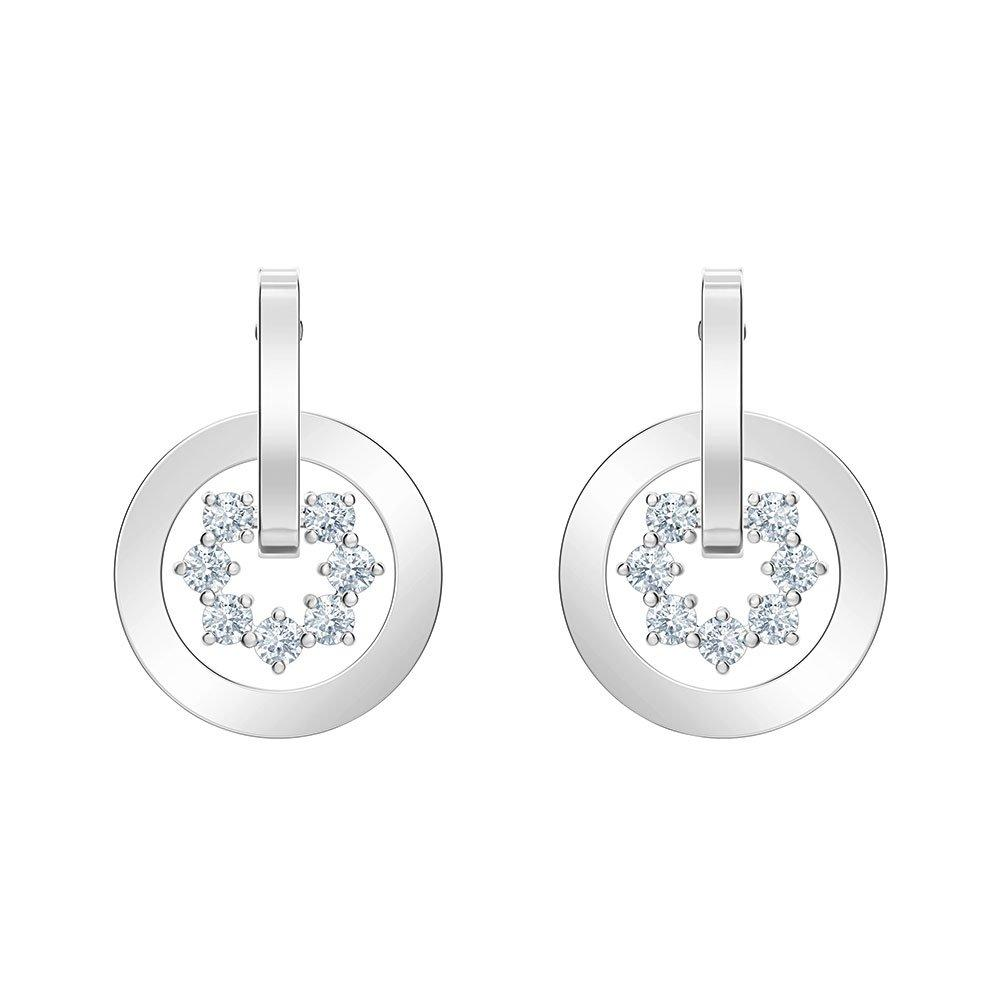 Swarovski Further Drop Earrings