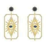 Swarovski Tarot Magic Crystal Drop Earrings