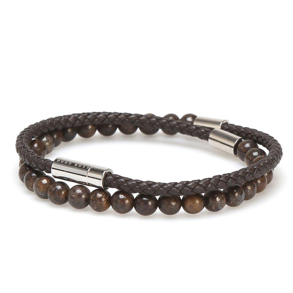 BOSS Brody Brown Men's Bracelet