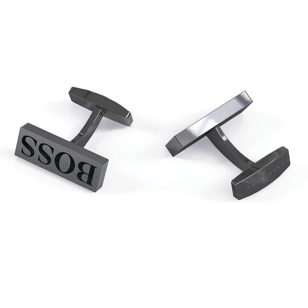 BOSS Gyler Black Men's Cufflinks