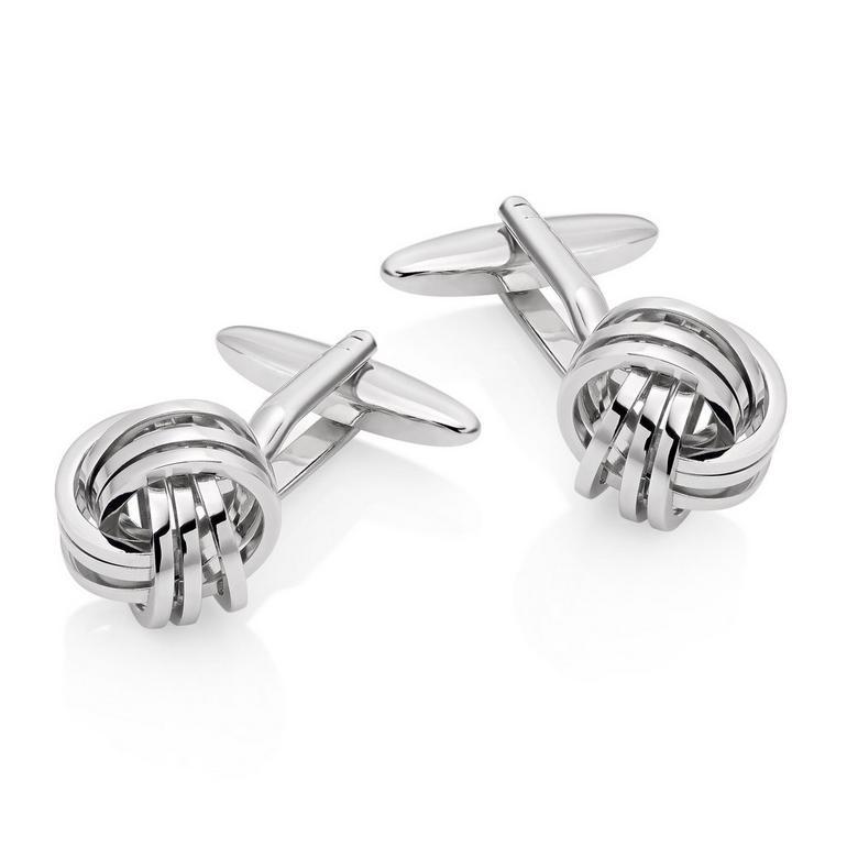 Knot Men's Cufflinks