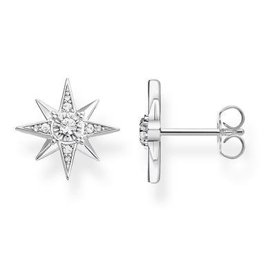 Thomas Sabo Silver Star Stud Earrings