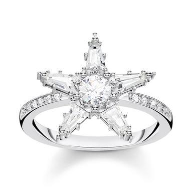 Thomas Sabo Magical Star Ring