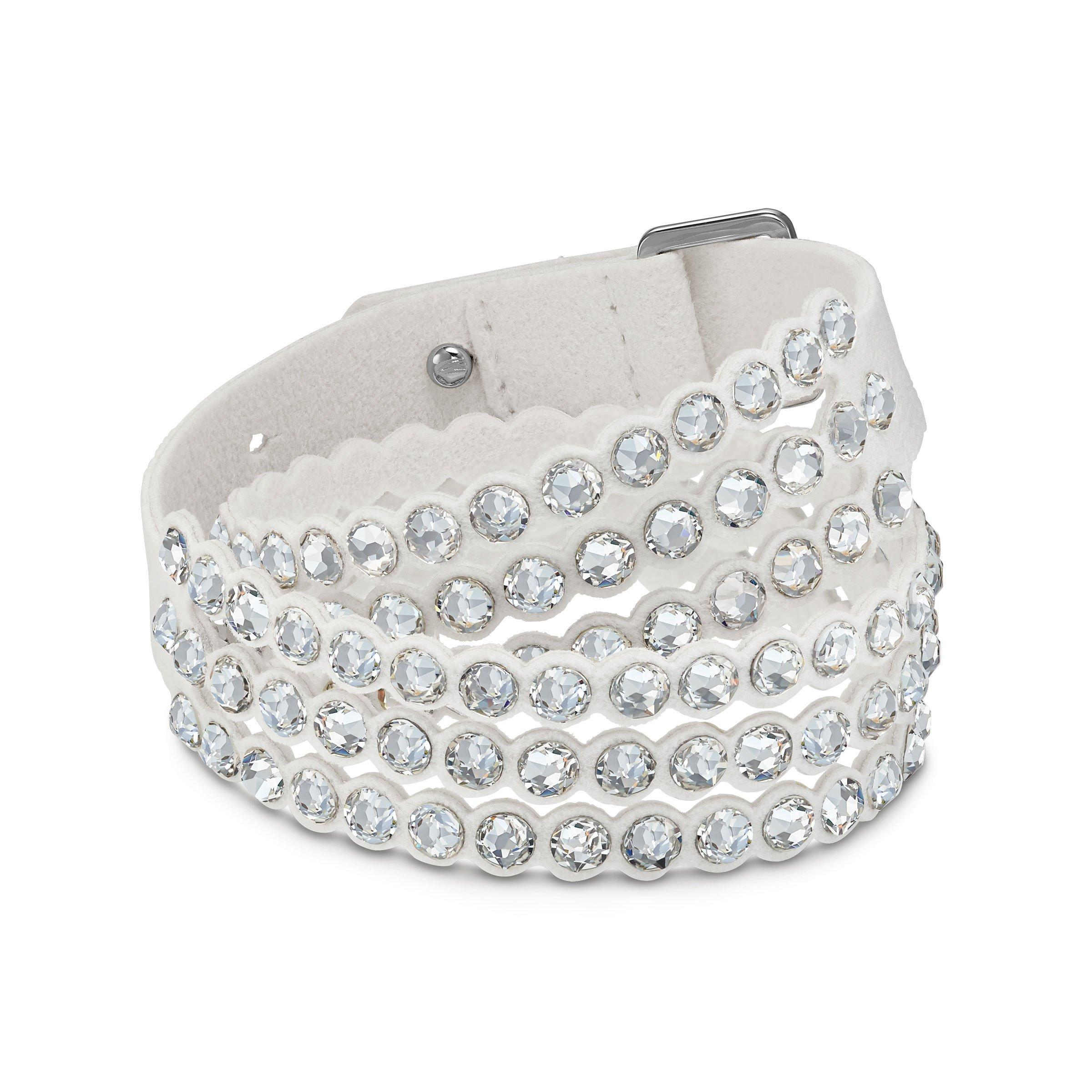 Swarovski Power Light Grey Bracelet