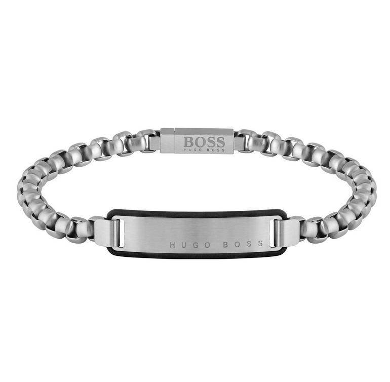 BOSS ID Steel Men's Bracelet