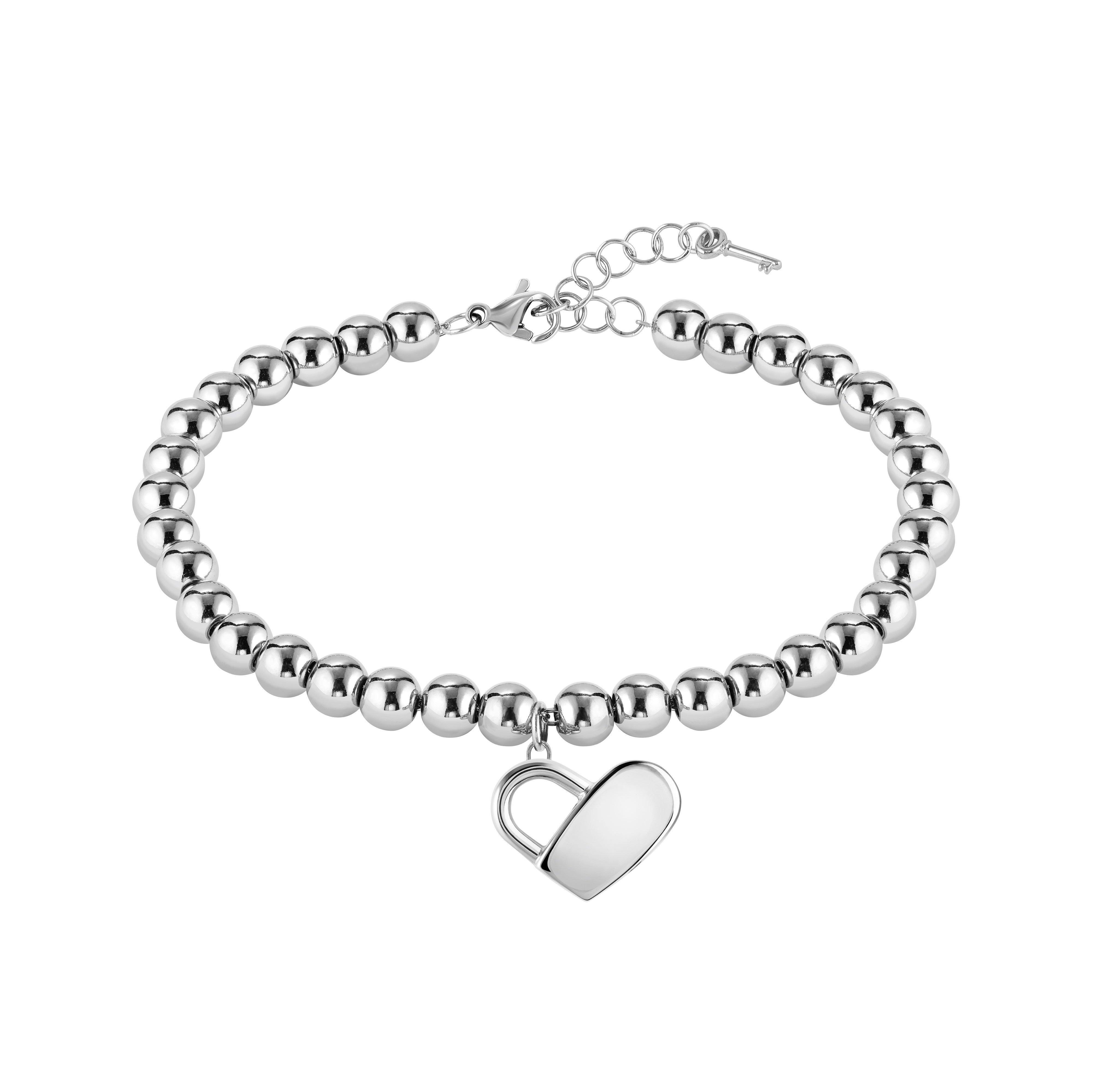 BOSS Beads Heart Bracelet