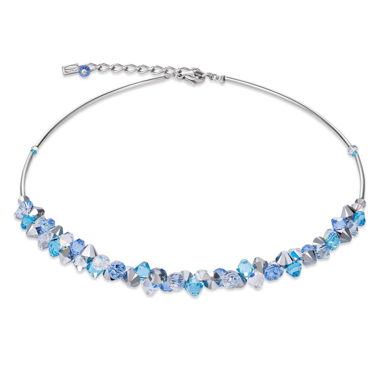 Coeur De Lion Blue Bead Necklace
