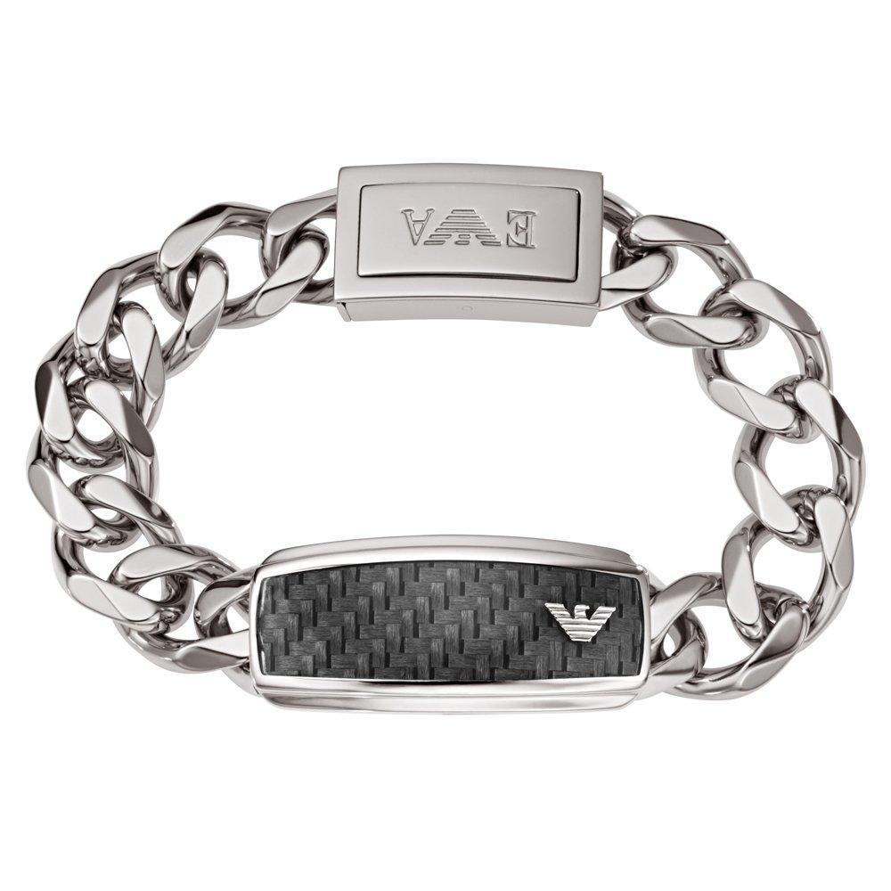 Emporio Armani Stainless Steel Men's Bracelet